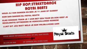 royalbeats flyer
